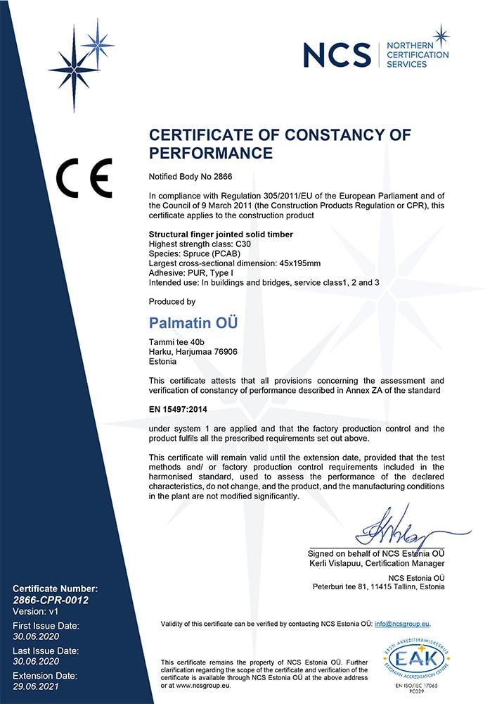 Certificate-PC-EN-15497-Palmatin-OU-0012-v1
